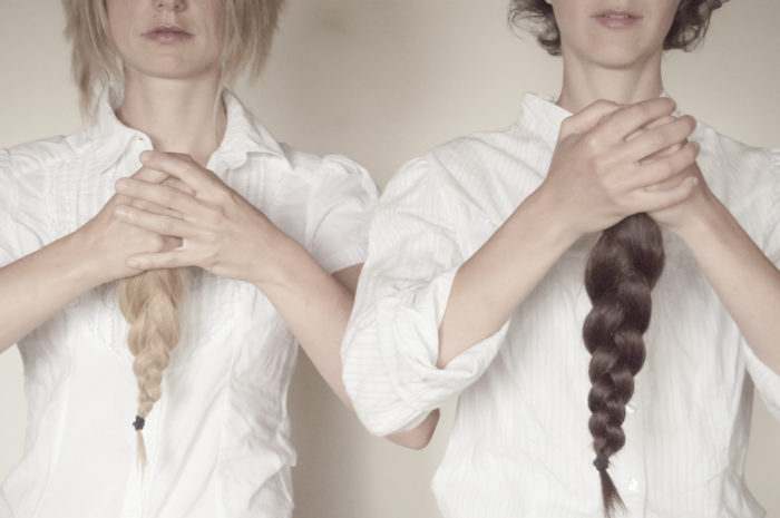 Amandine Orban de Xivry & Marie Vander Elst