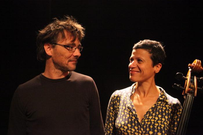 Thomas Suel & Gaëlle-Sara Branthomme